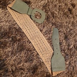 """Boutique belt L 33"""" to wear with dresses"""